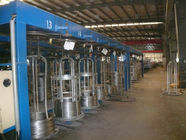 ประเทศจีน Iron And Steel Material Wire And Cable Take Up Machine For Cable Production Process โรงงาน