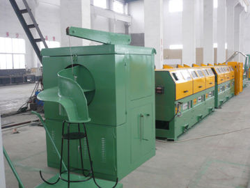 ประเทศจีน Heavy Duty Wire Shot Blasting Equipment With Critical Cleaning 8230 × 762 × 1752mm โรงงาน